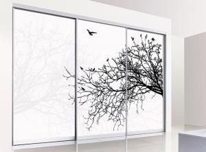 Διακοσμητικό γυαλί από τη Ribas Glass