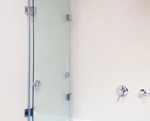 Καμπίνα μπάνιου αναδιπλούμενη