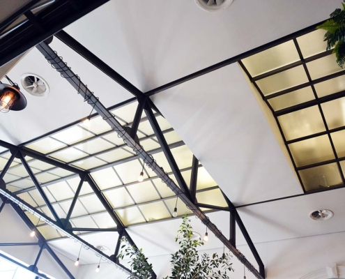Γυάλινη οροφή