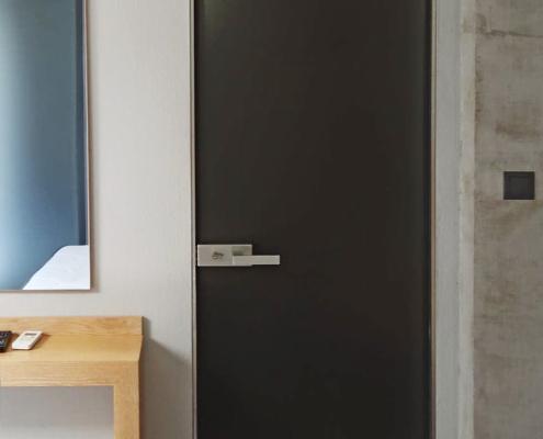 Γυάλινη πόρτα εσωτερικού χώρου