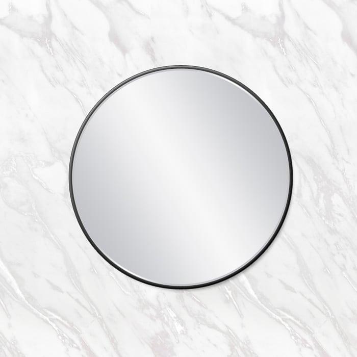 Καθρέπτης με μεταλλικό πλαίσιο
