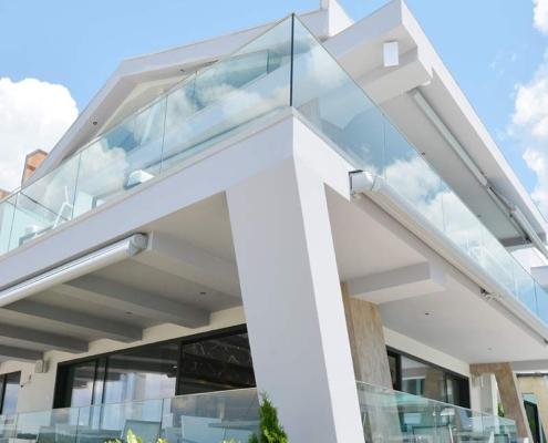 Τοποθέτηση υαλοπινάκων - Ribas Glass